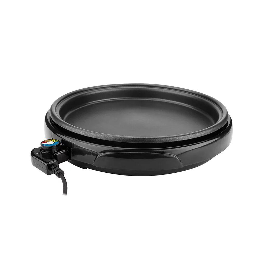 KINYO - 多功能圓形電烤盤(BP-063) (W420xH90xD420 mm)