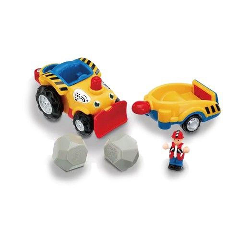 英國驚奇玩具 WOW Toys - 砂石車 亨利