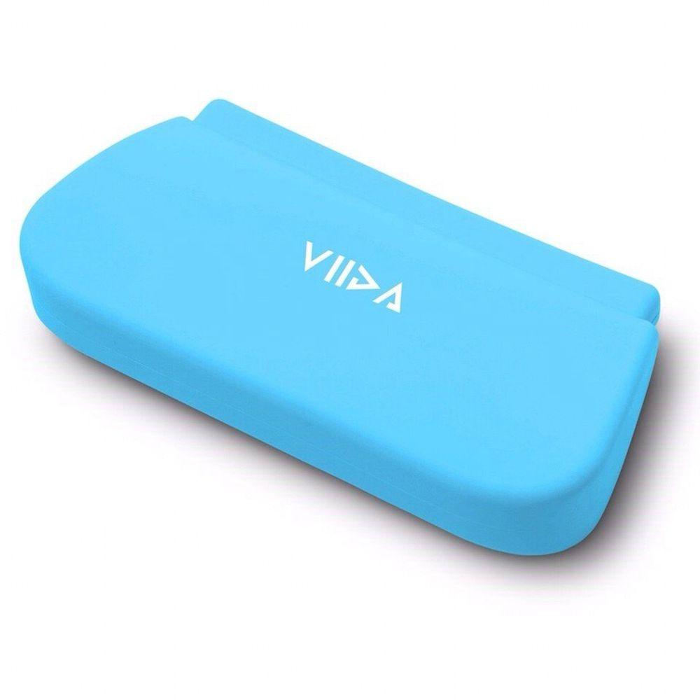 VIIDA - Chubby防水收納袋(L)-寶貝藍 (18x9.3cm)-專案