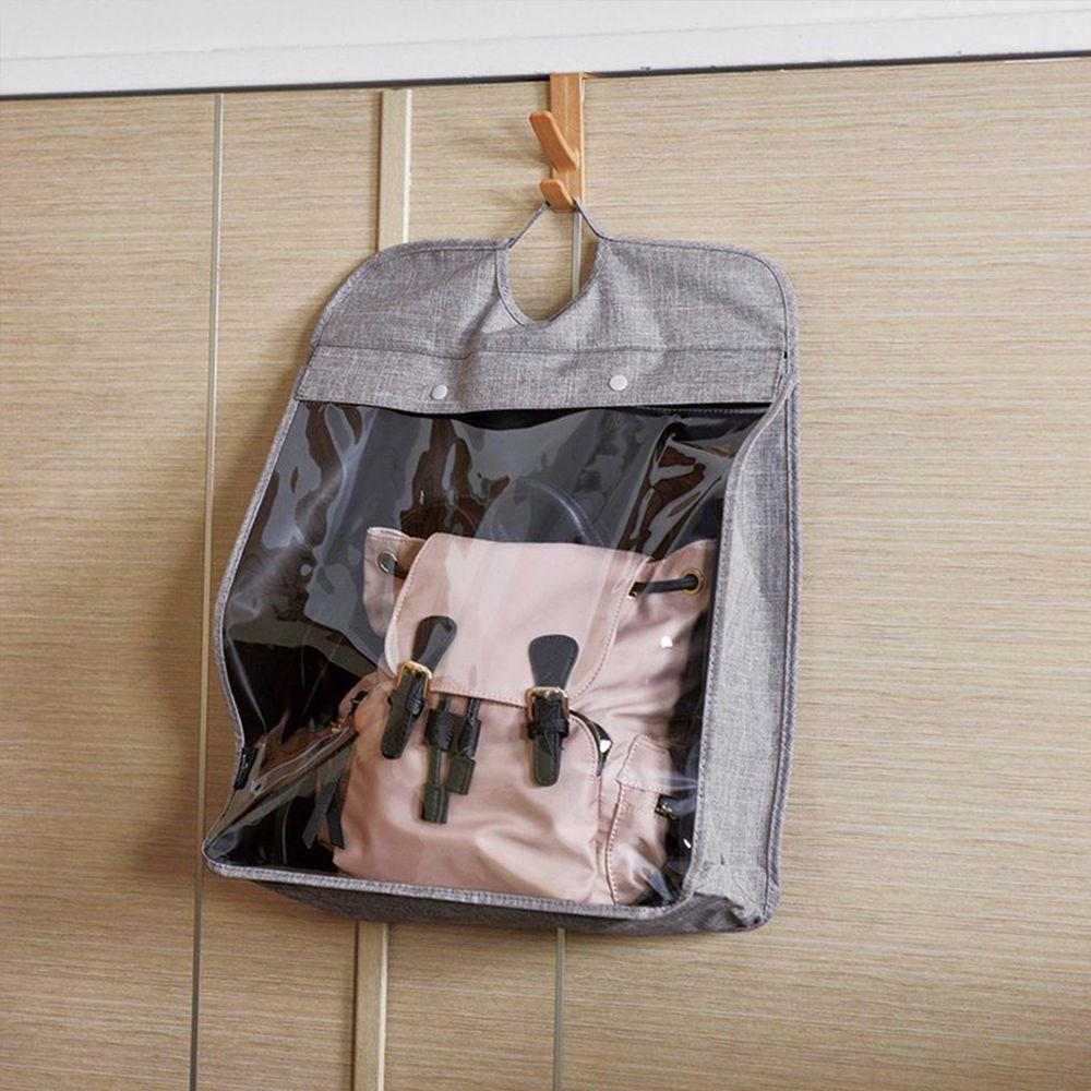 日本天馬 - 可掛式包包防塵收納袋-L-3入