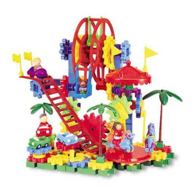 轉轉齒輪建構系列-超級遊樂園