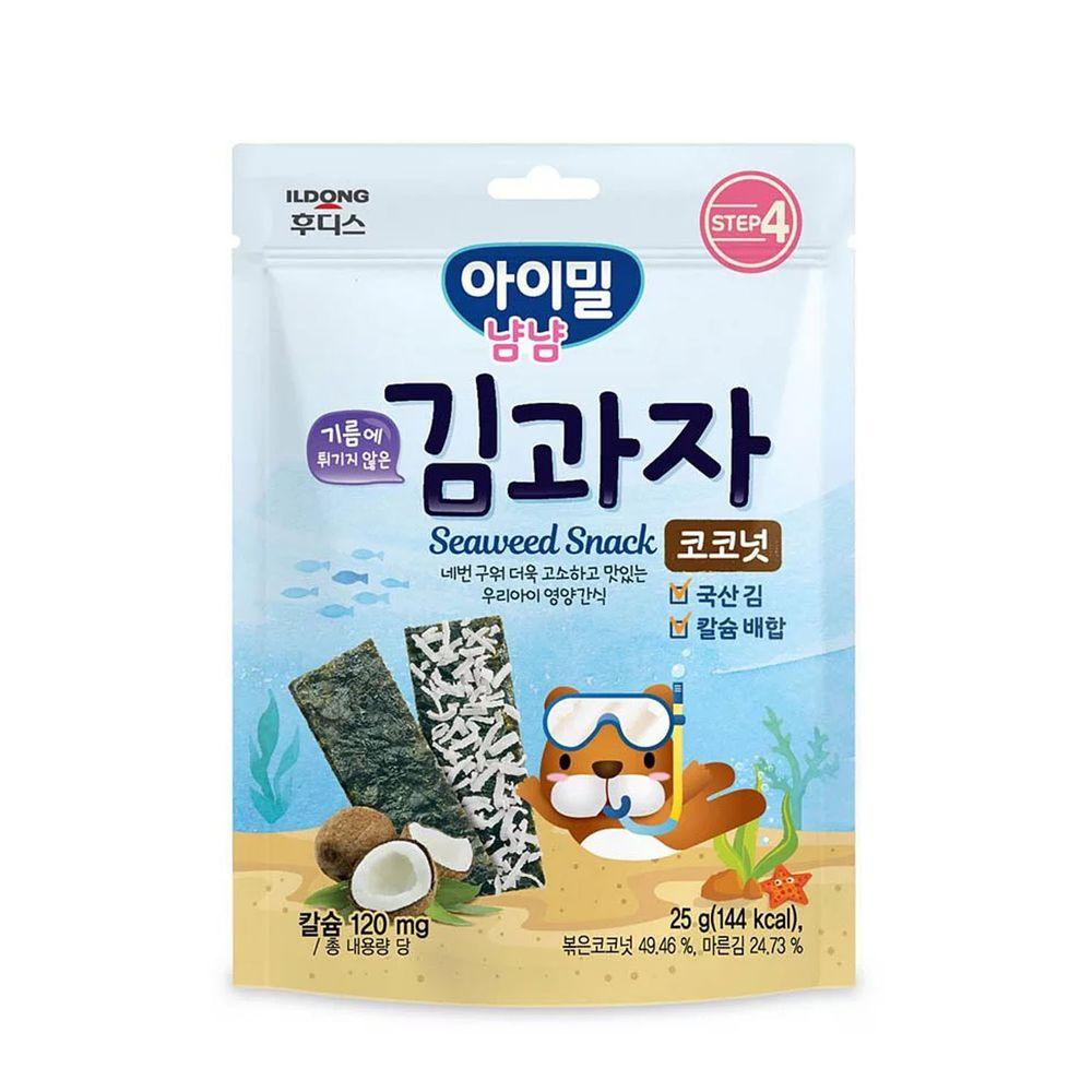韓國Ildong Foodis日東 - 海苔夾心脆片-椰子