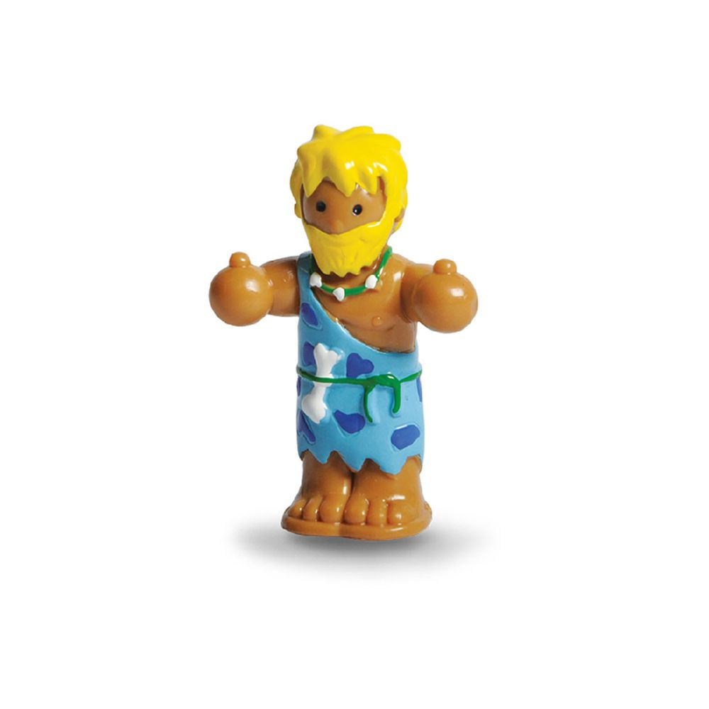英國驚奇玩具 WOW Toys - 小人偶-原始人 洛基