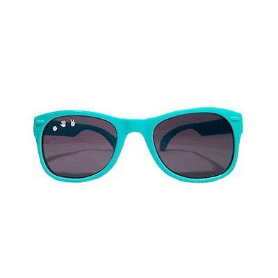Roshambo繽紛視界 時尚墨鏡-兒童款-湖水綠 (3-12Y)