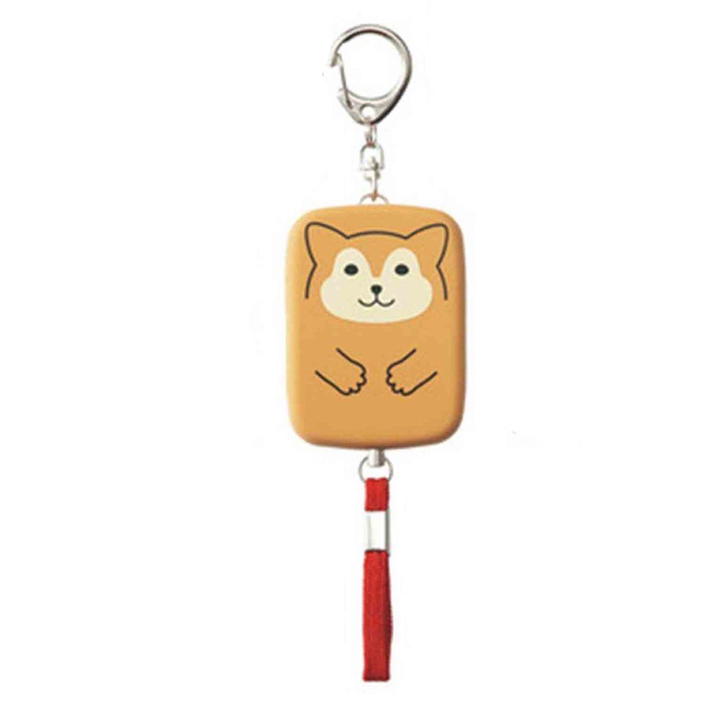 日本 LIHIT LAB - 防身警報器-柴犬 (附測試用電池)