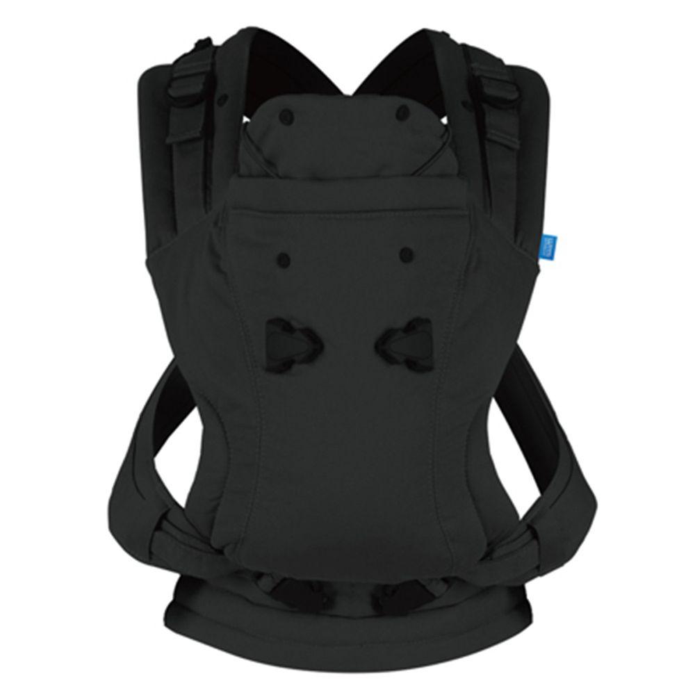 英國 WMM - Imagine 3P3 式寶寶揹帶-純棉款-黑色