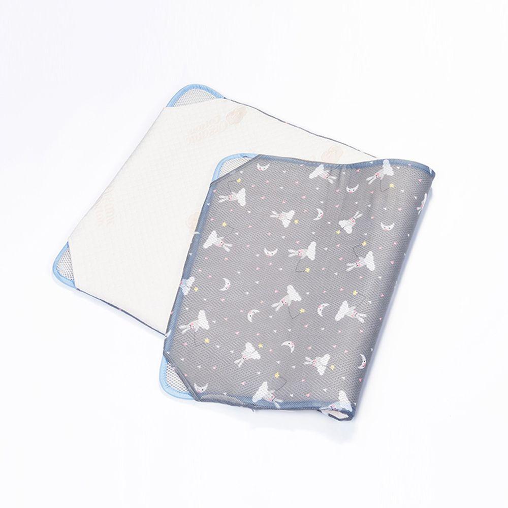 韓國 GIO Pillow - 智慧二合一床套-晚安兔兔 (M號)