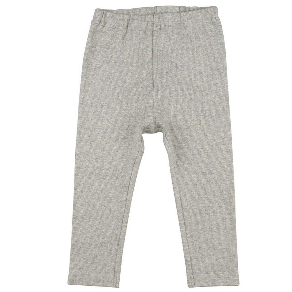 akachan honpo - 10分內搭褲-灰色