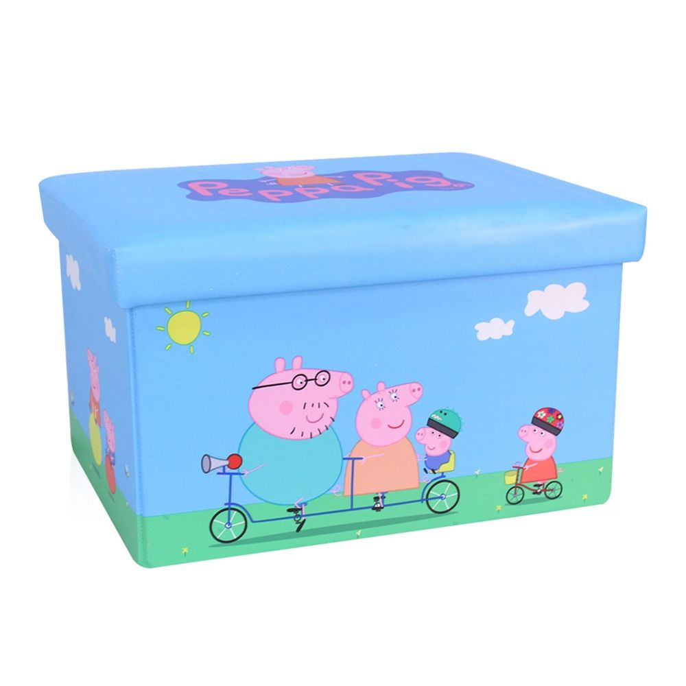 YODA - Peppa Pig 佩佩豬收納箱-愉快的假期x1
