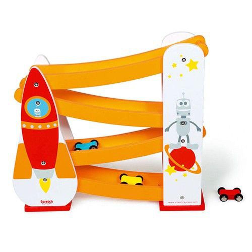 比利時 Scratch - 迷你滑車軌道組
