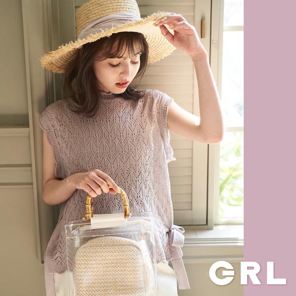 【夏季新品上市】仙女下凡 ♥ 日本 GRL 打造日系時尚LOOK