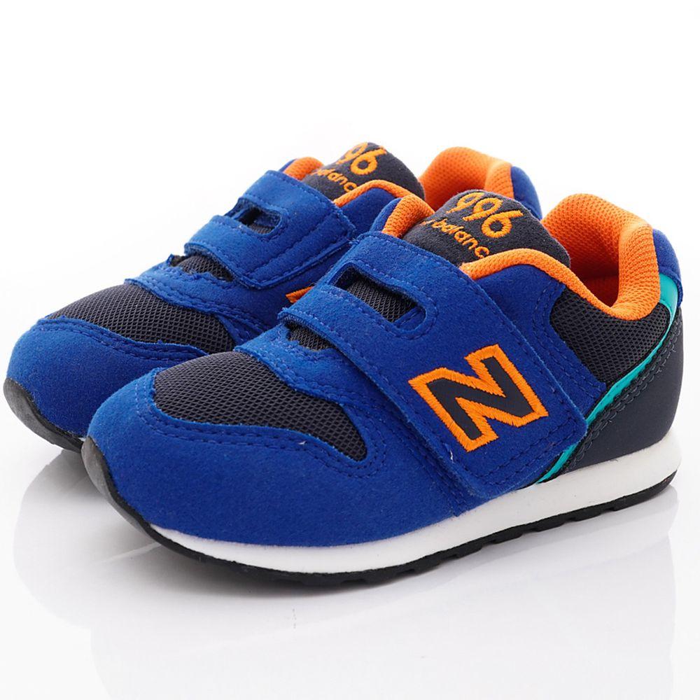 New Balance - 996系列學步鞋(寶寶段)-深藍