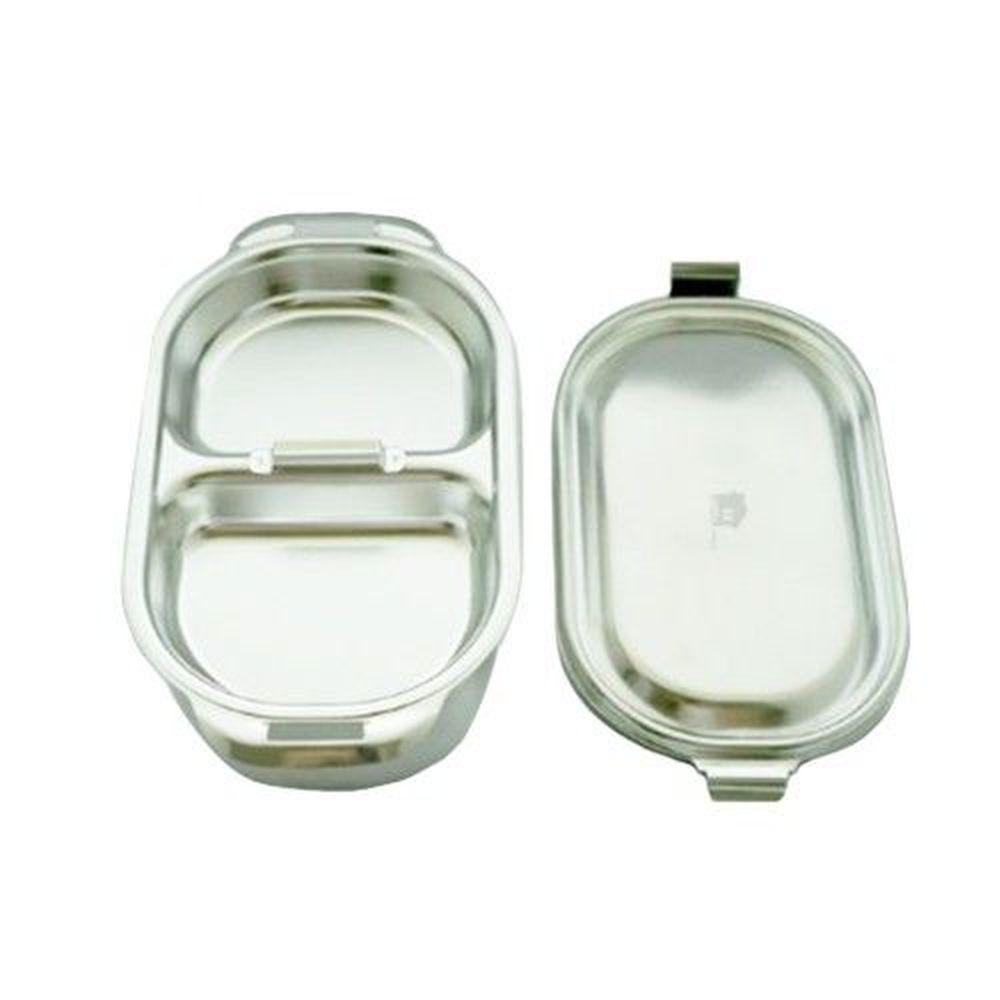 HANPLUS - 不鏽鋼餐具系列-霧光4號款組-1000ml