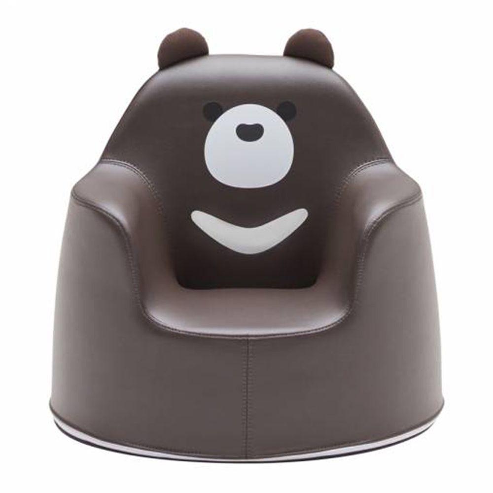 iloom怡倫家居 - ACO小沙發(媽咪抱抱椅)/兒童沙發-童話系列-黑熊寶貝