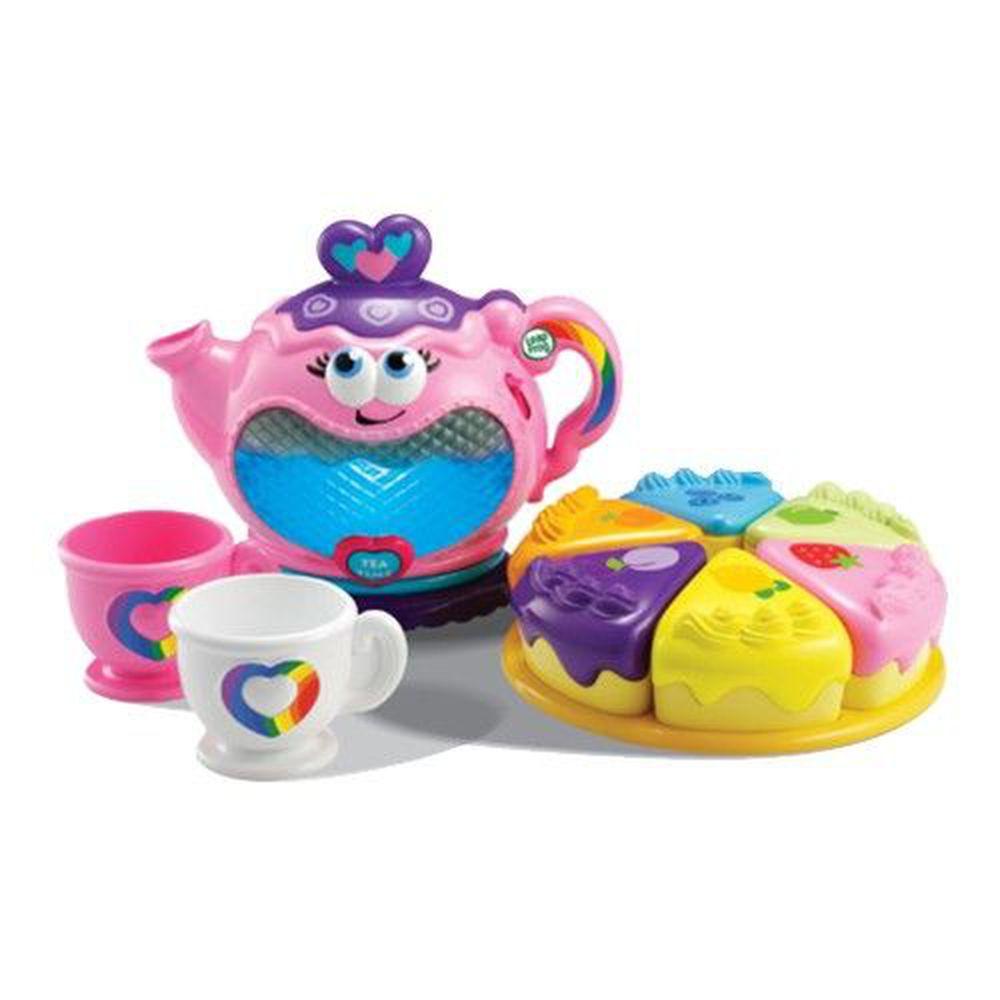 LeapFrog美國跳跳蛙 - 下午茶扮家家酒茶壺組