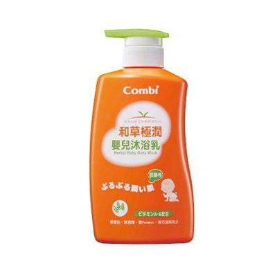 和草極潤嬰兒沐浴乳-500mL