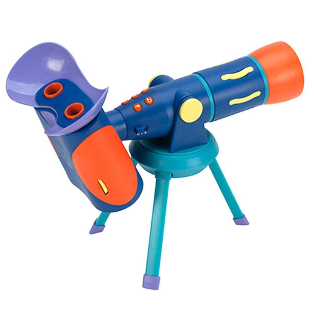 美國 Educational Insights - 小小探險家-會說話的單筒望遠鏡(支援英、中、日、韓四國語言)