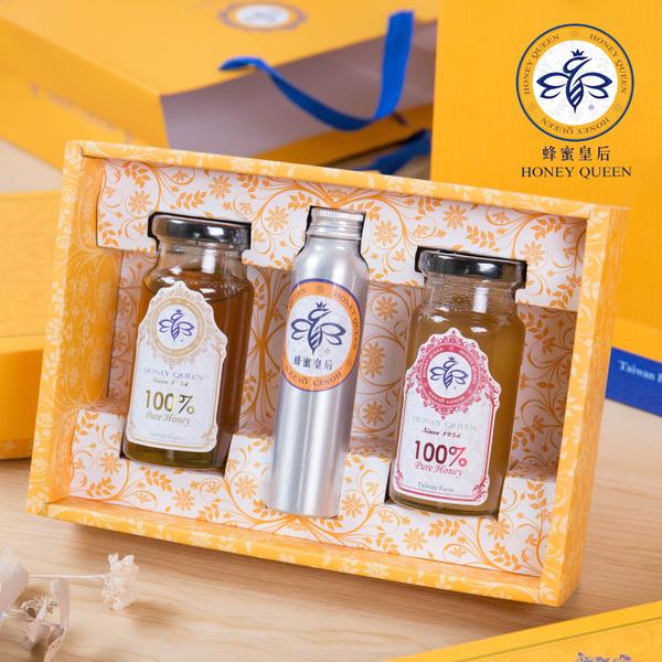 【蜂蜜皇后】頂級天然純蜜、豪華養生蜂王乳-榮獲2019比利時iTQi風味絕佳獎