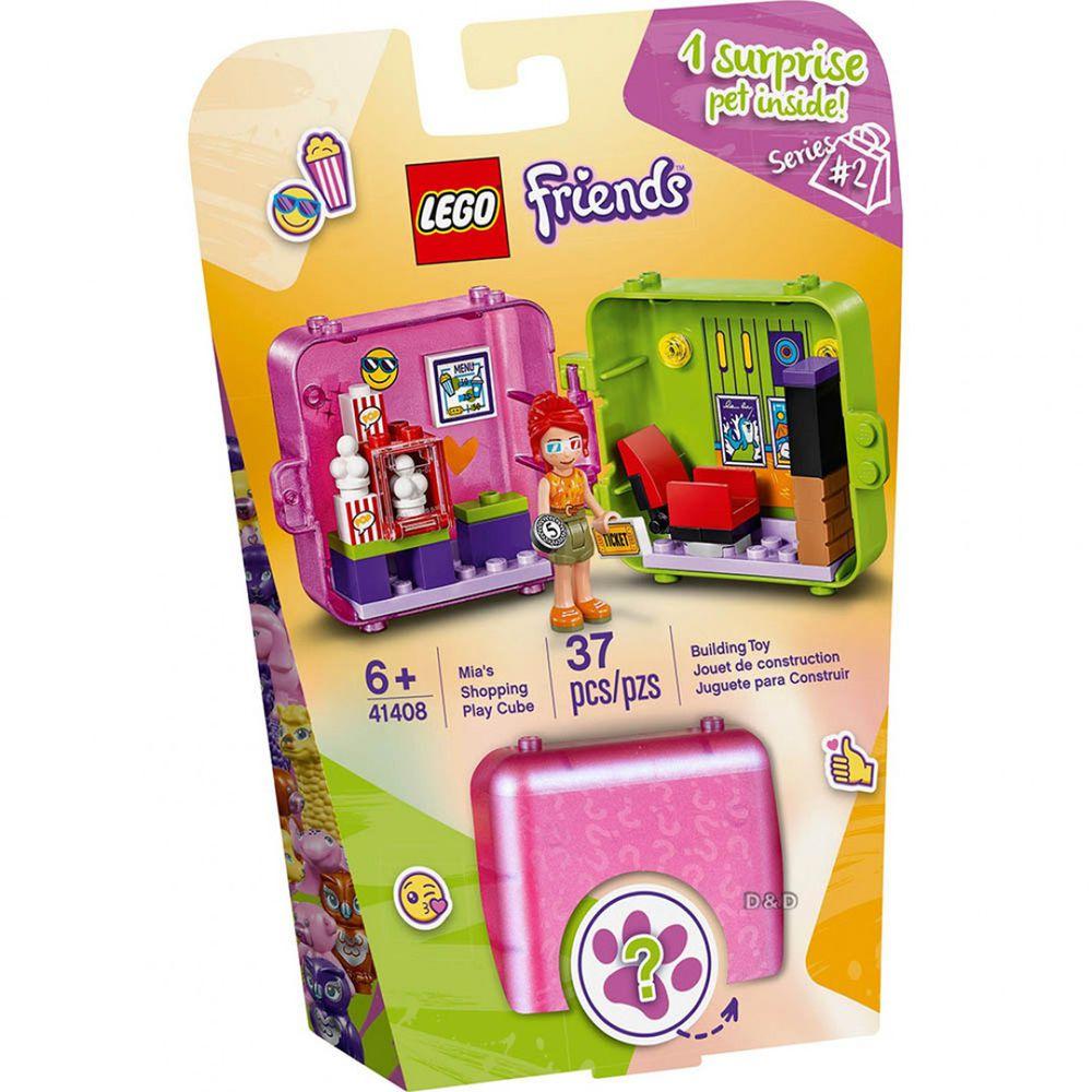 樂高 LEGO - 樂高積木 LEGO《 LT41408》Friends 姊妹淘系列-購物秘密寶盒-米雅-37pcs
