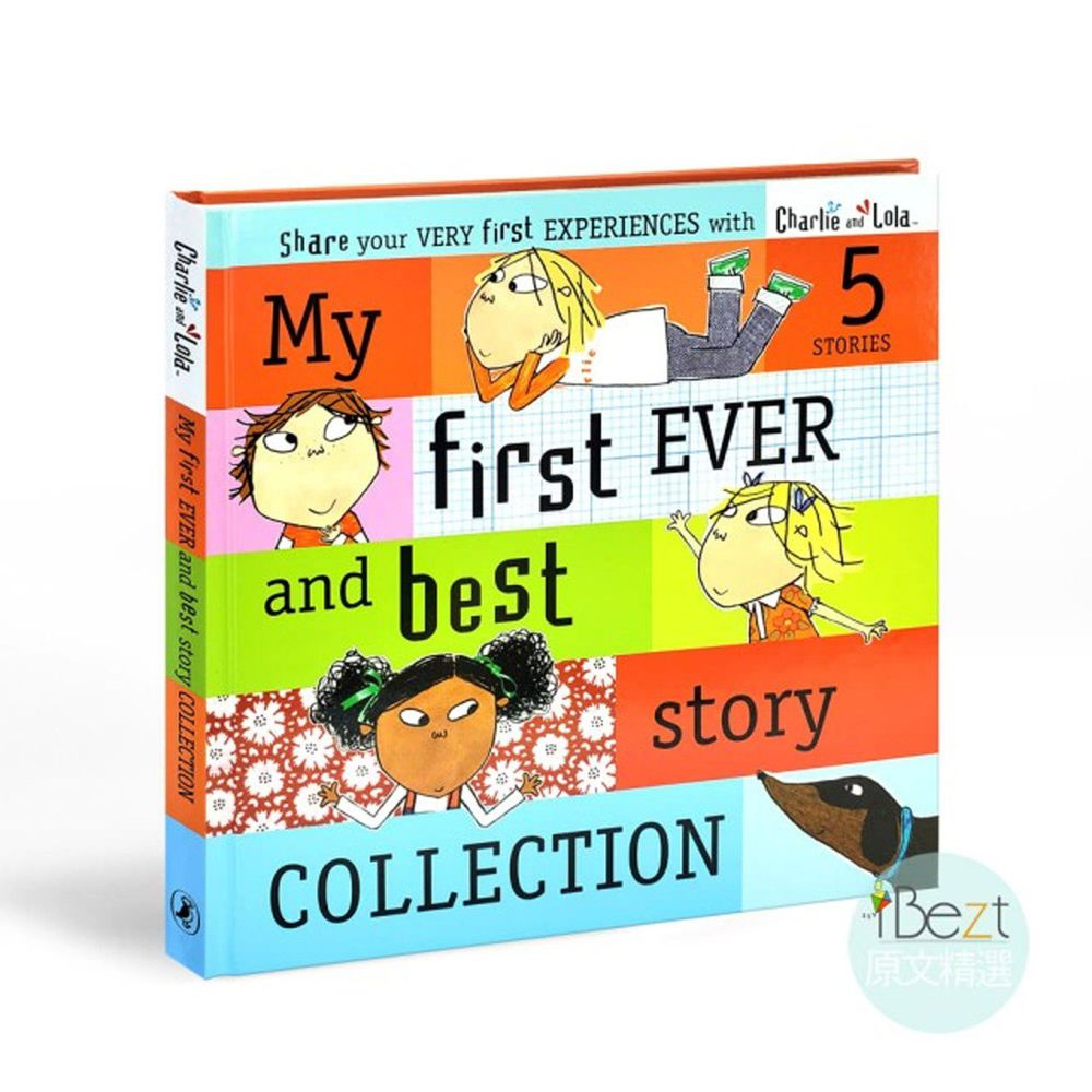 Charlie and Lola:My First Ever and Best Story Collection