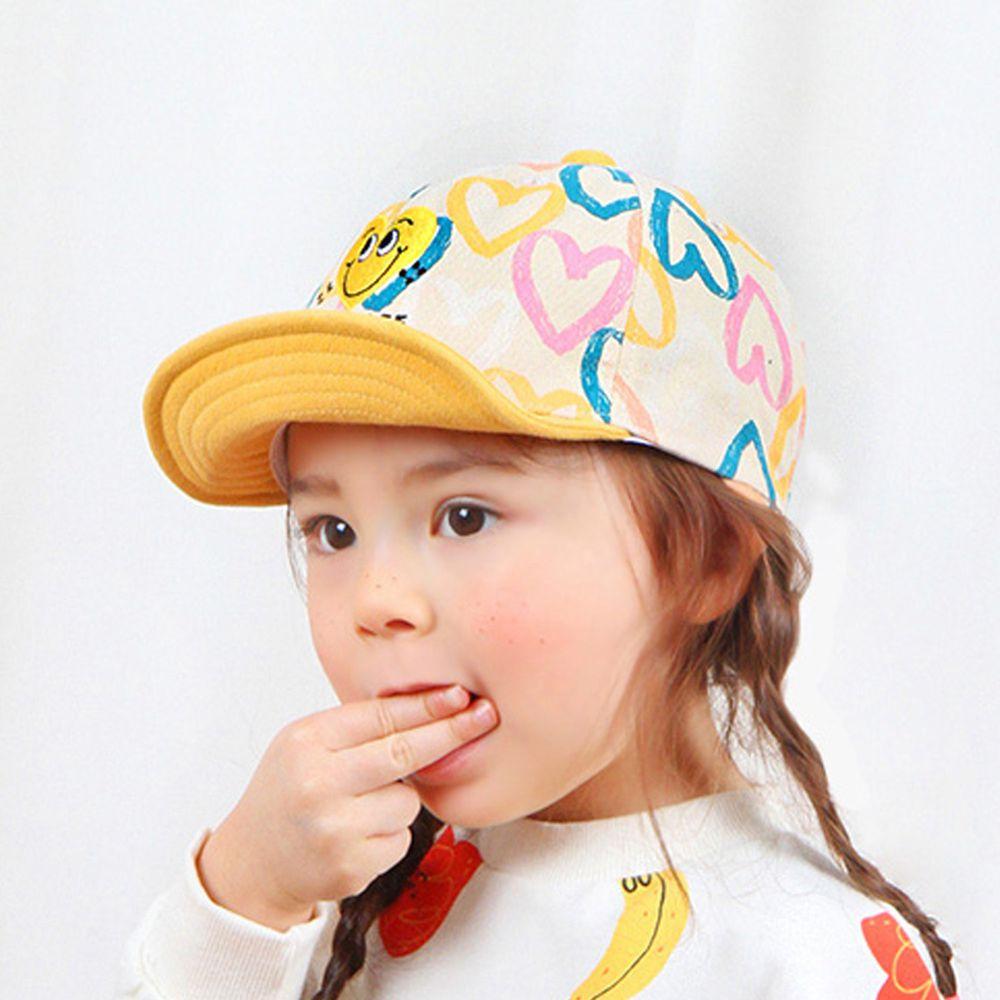 韓國 Babyblee - 愛心派對棒球帽