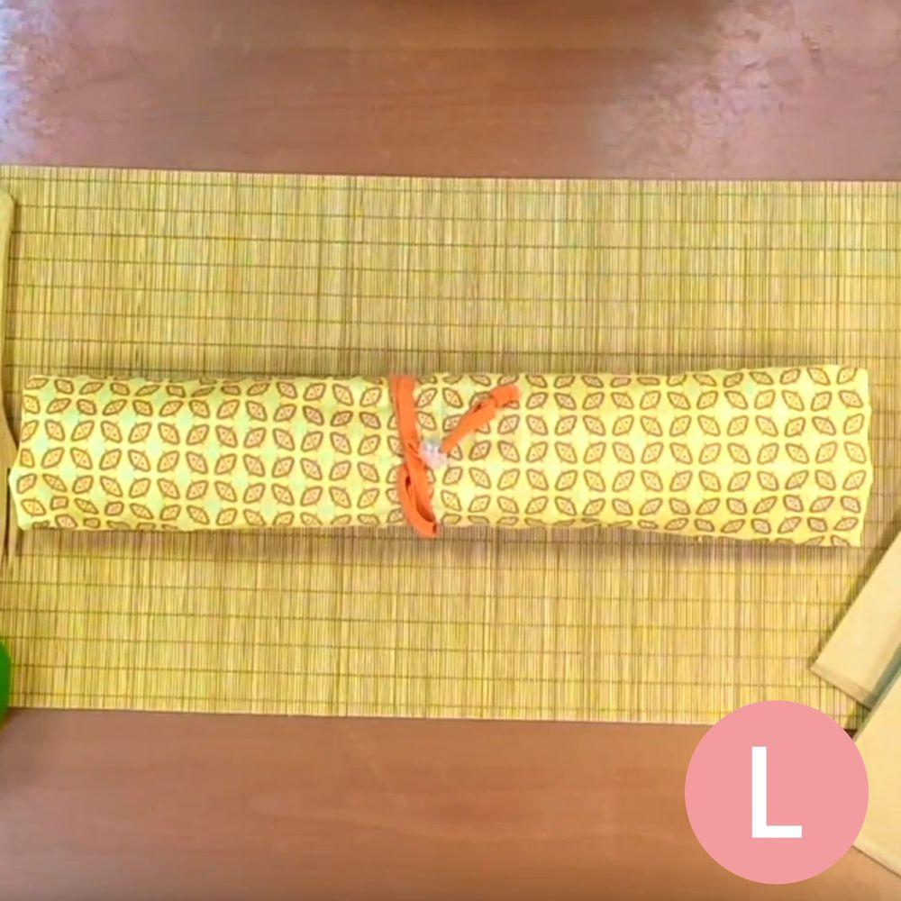 仁舟淨塑 - 蜂蠟保鮮布-超好蓋-大地棕 (L)
