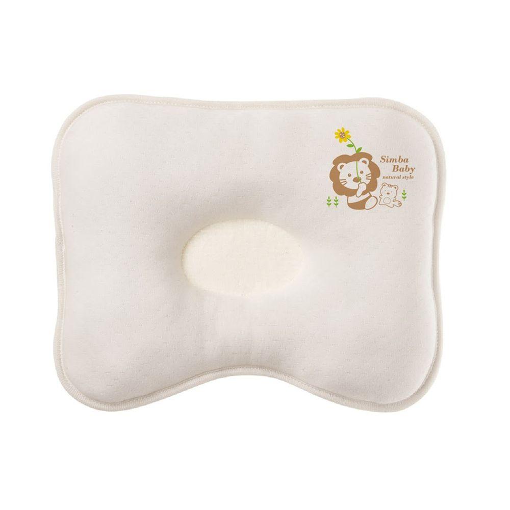 Simba 小獅王辛巴 - 有機棉透氣枕 (約24x30cm)