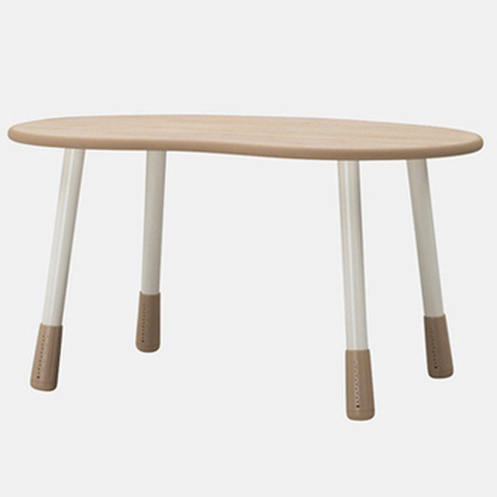 iloom怡倫家居 - Herbie 兒童1200型三段式調整豌豆桌-原木色