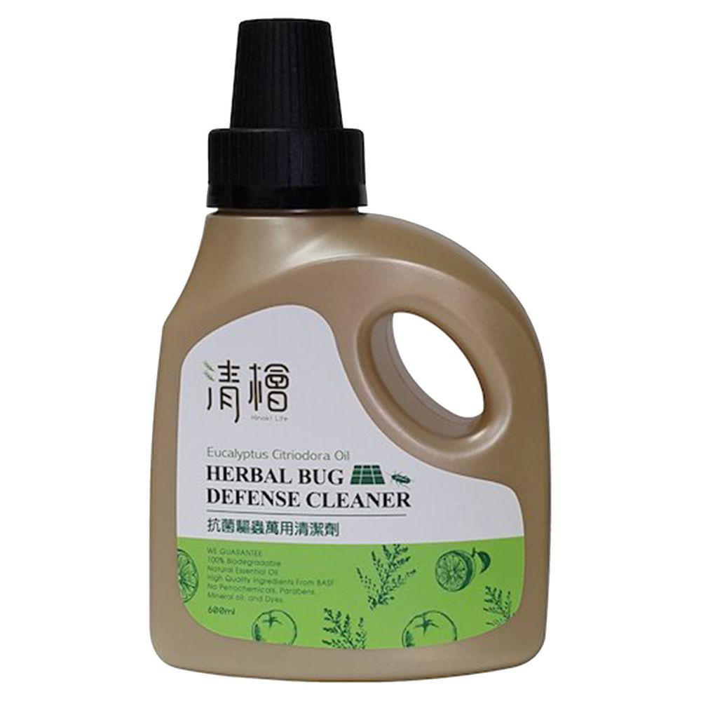 清檜 Hinoki Life - 清檜抗菌驅蟲萬用清潔劑-600ml/瓶