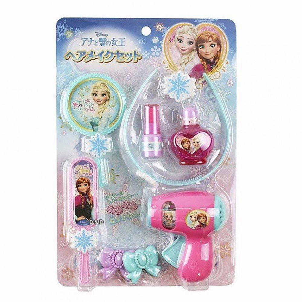 Disney 迪士尼 - 【新品】《 Disney 迪士尼 公主 》冰雪奇緣2-公主緣梳妝組