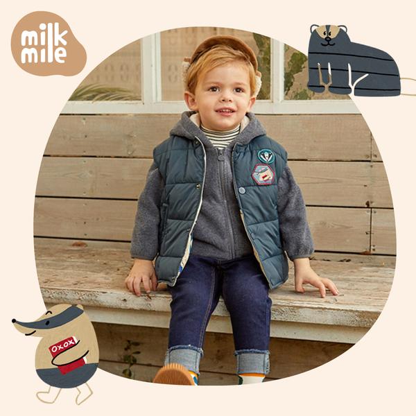 10/23 冬裝新品 ❤ 韓國 Milkmile|超人氣童裝品牌