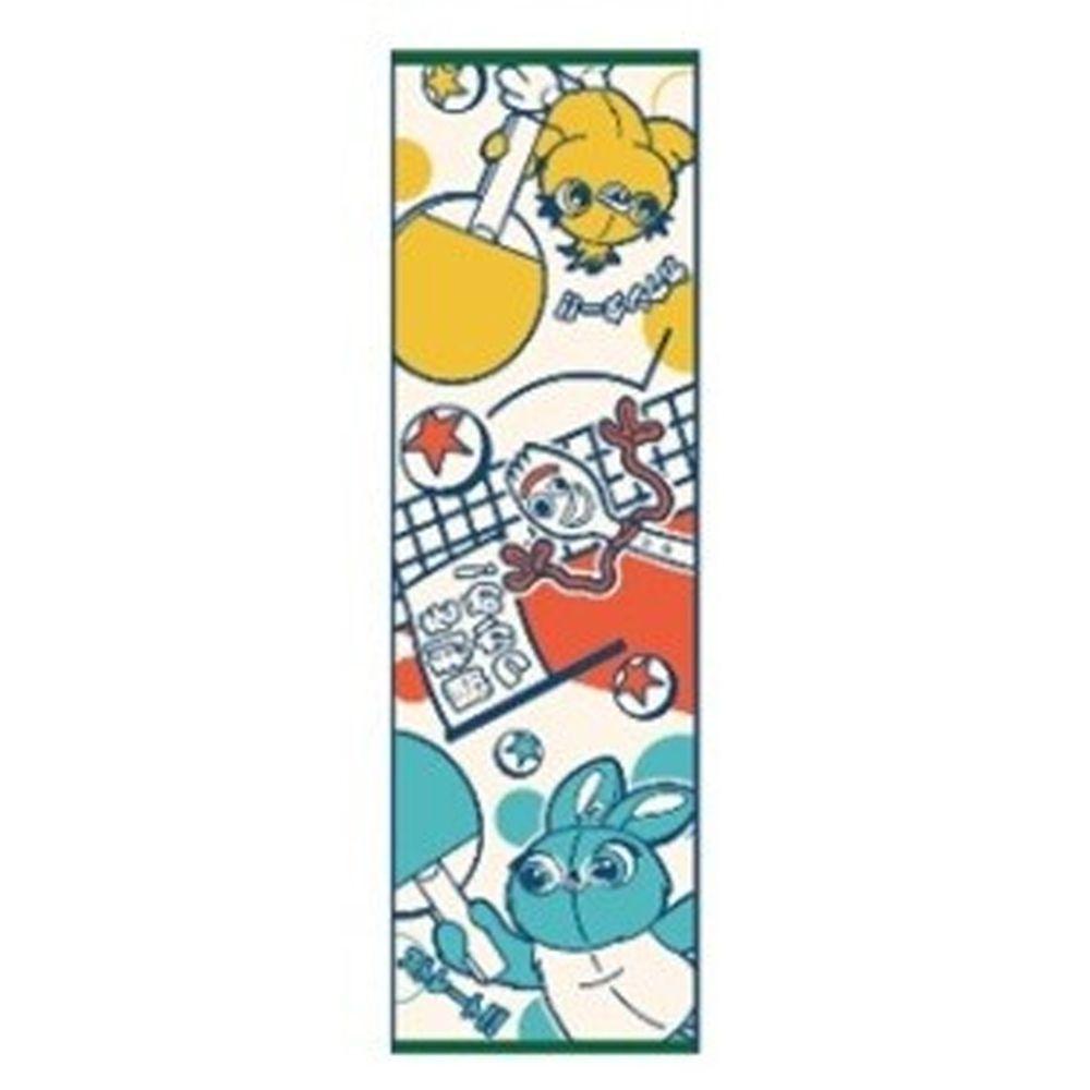 日本代購 - 卡通長型運動毛巾-玩具總動員乒乓球 (34x100cm)
