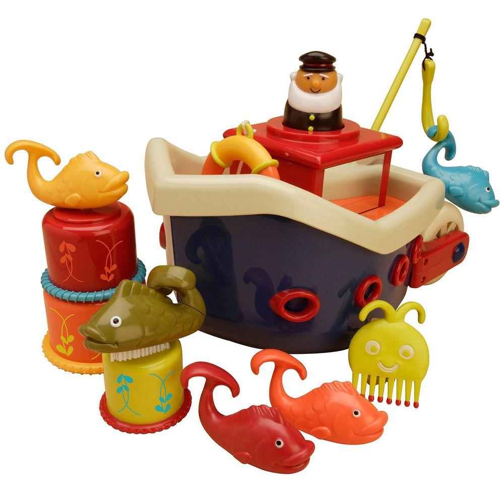 B.TOYS - 小船長釣魚組