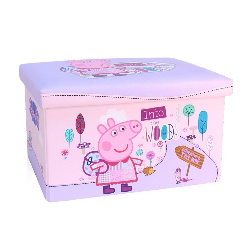 YODA - Peppa Pig 佩佩豬收納箱-森林好朋友x1