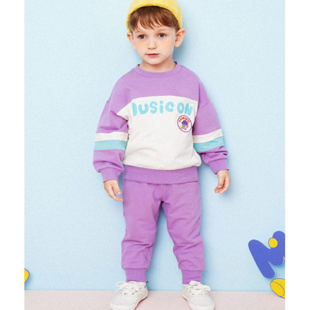 韓國 HEJMINI - 喇叭小子徽章套裝-紫
