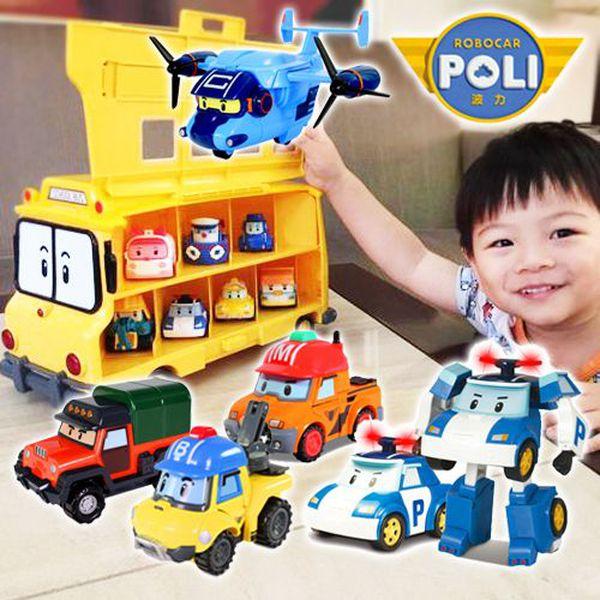 【救援小英雄 POLI 波力】玩具團~超棒『獨家滿額禮』登場 ❤