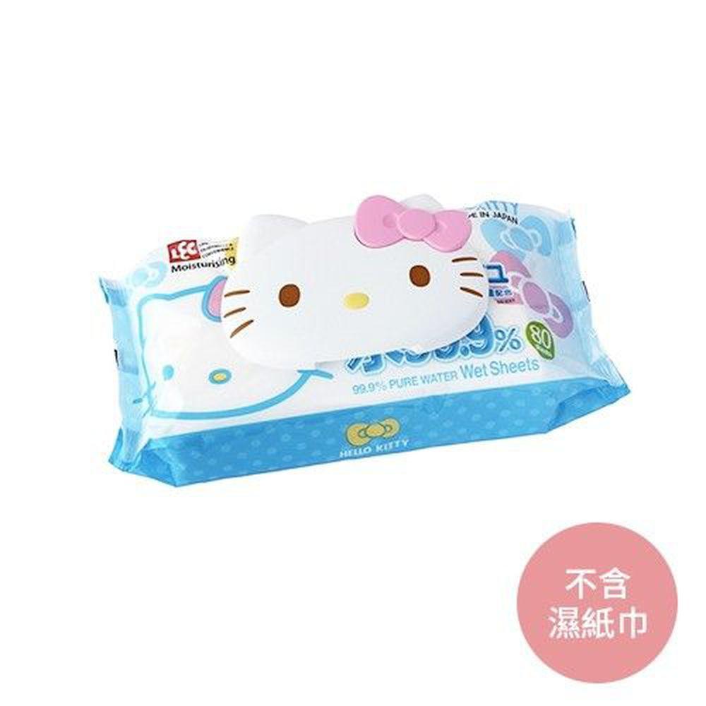日本 LEC - 造型濕紙巾蓋-Hello Kitty 凱蒂貓