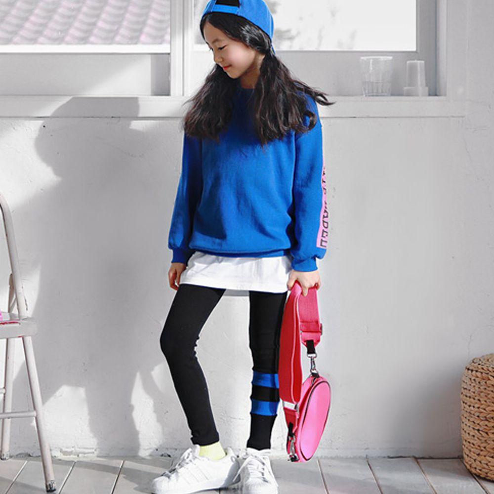 韓國 J KIDS - (2件式)活力女孩運動風套裝