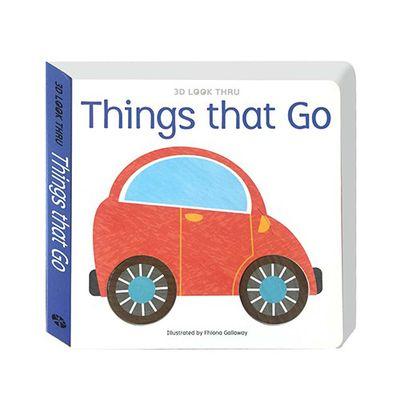 3D LOOK THRU-Things that