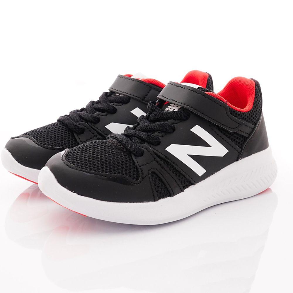 New Balance - NB 570彈力競速童鞋-中大童段-黑