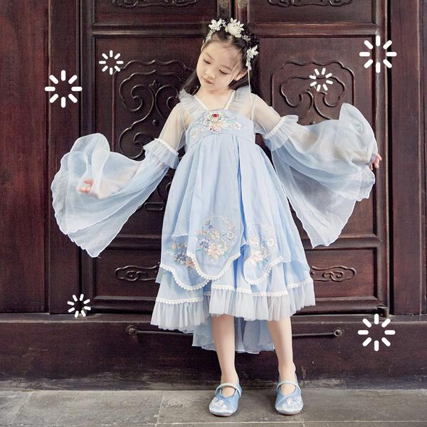 2020夏季新款 ❀ 改良漢服洋裝