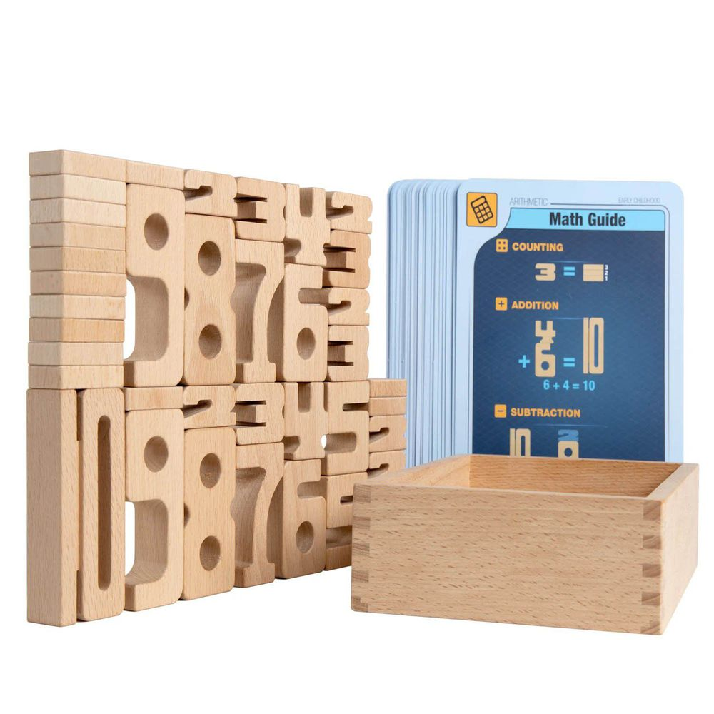 Sumblox - 數字積木-mini38件組-start set