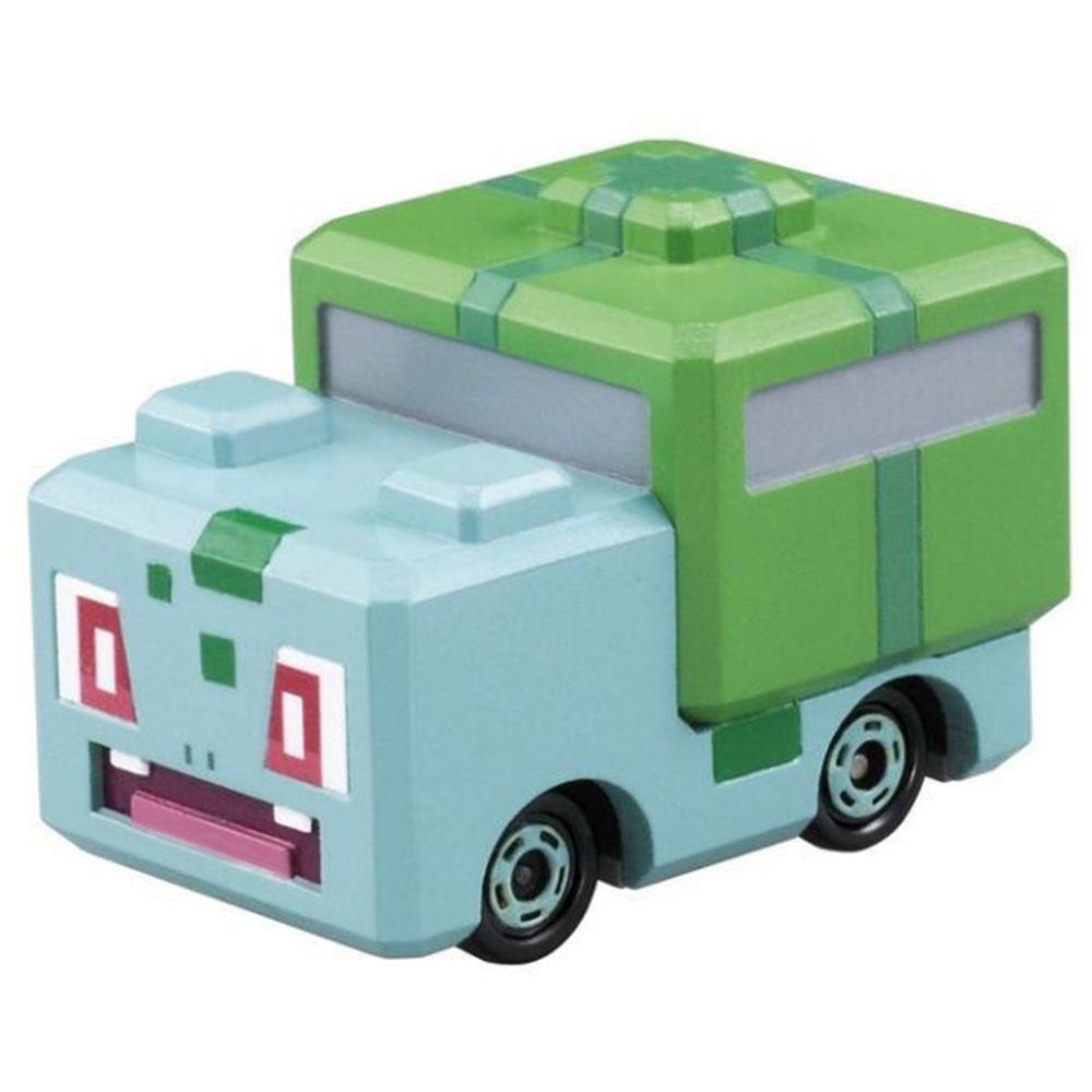 Tomica - TOMICA PQC-02 妙蛙種子探險車