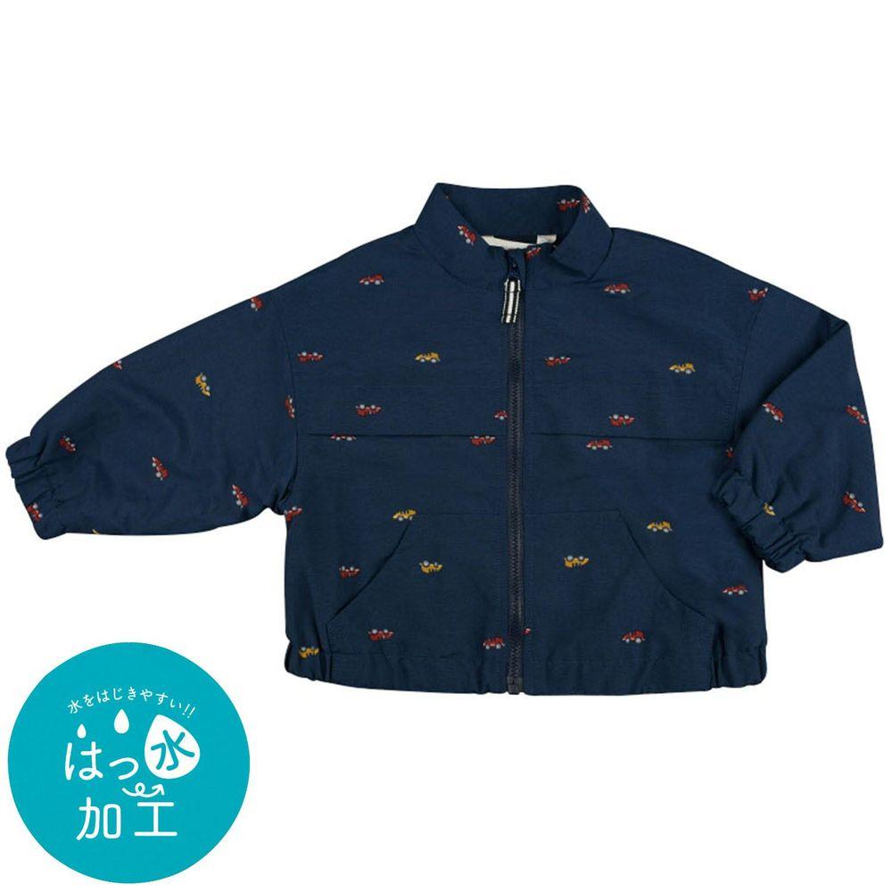 akachan honpo - 防潑水夾克-深藍色