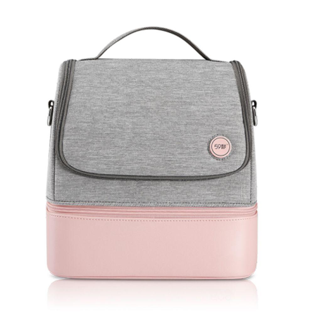 59s - 消毒媽咪包-P14-粉色-630g