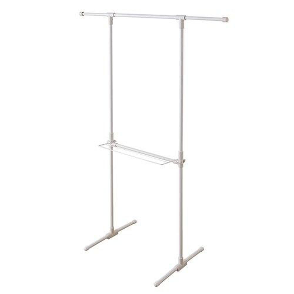 日本平安伸銅 - 快裝T型曬衣/曬被架-SMW-3 (耐重7.5kg)