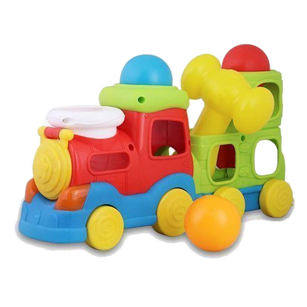 winfun - 球球小火車