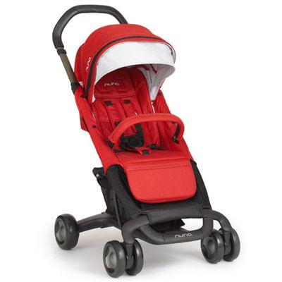 Pepp Luxx 推車-紅色(前扶手)-贈品牌專屬手提袋