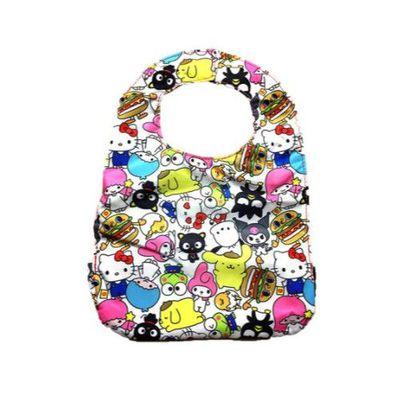 Be Neat 嬰兒圍兜-Hello Kitty 可愛限量聯名系列-Hello Sanrio 三麗鷗,全員集合!
