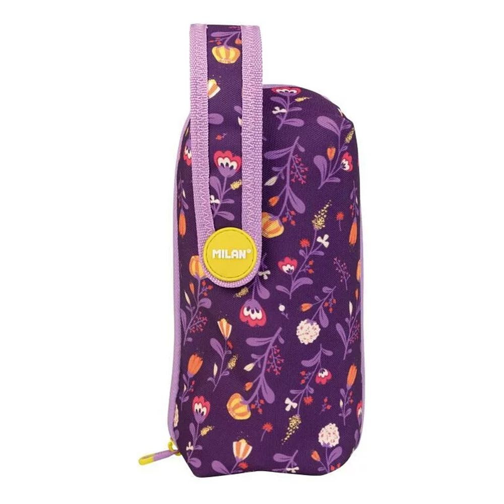 MILAN - 隨行畫筆袋著走-丁香紫(4口式)